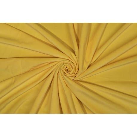 Velvet żółty