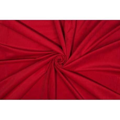 Velvet czerwony