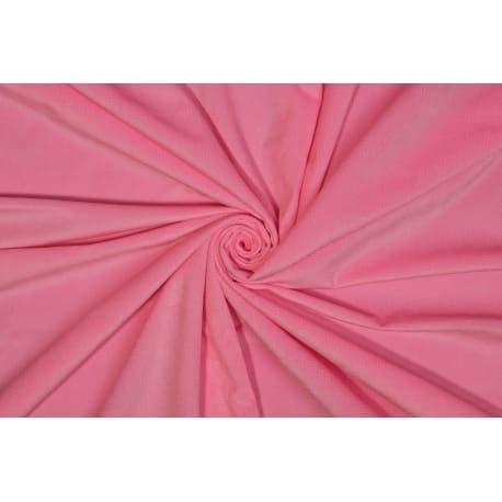 Velvet różowy