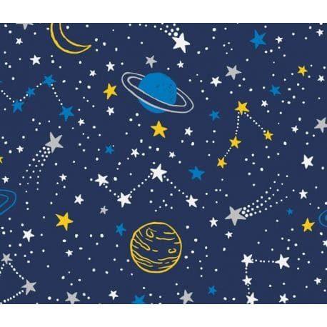 Tkanina bawełniana kosmos
