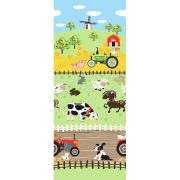 Tkanina bawełniana farma