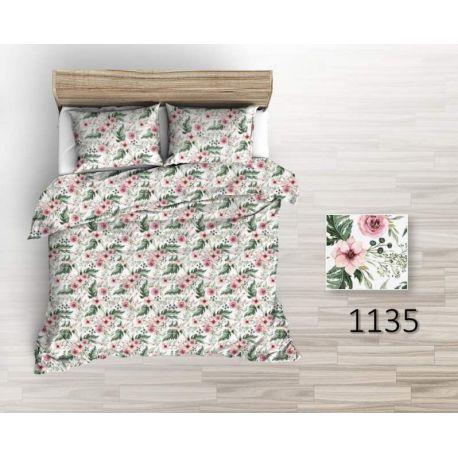 Tkanina bawełniana kwiaty