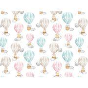 Tkanina bawełniana baloon