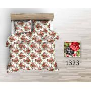 Tkanina bawełniana kwiaty 1323