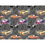 Tkanina bawełniana samochody chevy 173