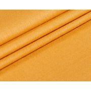 Tkanina bawełniana jednobarwna musztardowy