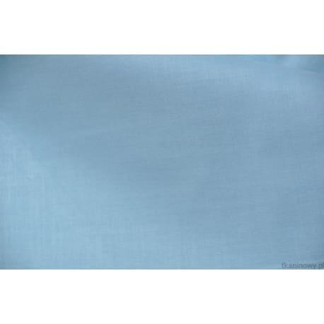 Tkanina bawełniana jasno-niebieska